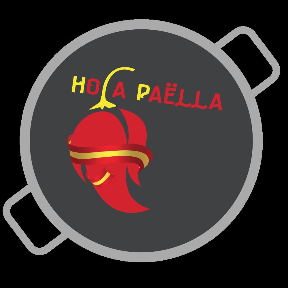 HOLA PAELLA Logo